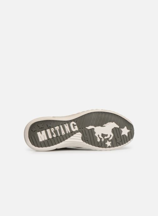 Sneakers Mustang shoes Mellie Grigio immagine dall'alto