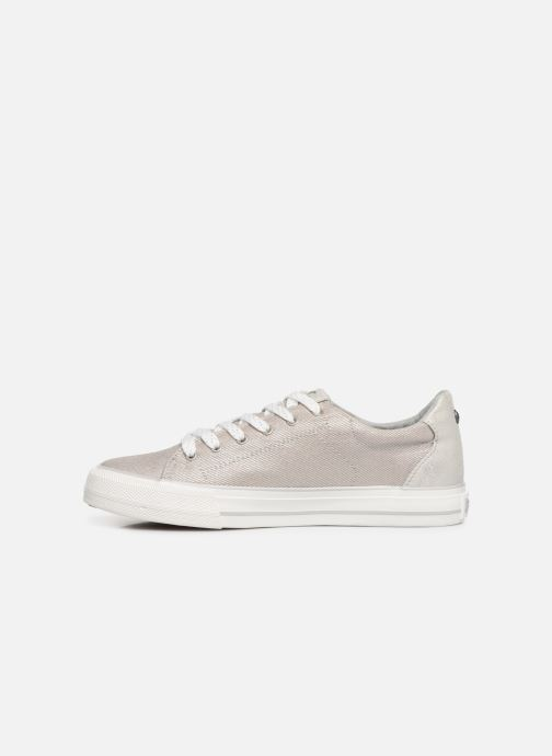 Baskets Mustang shoes Stacy Gris vue face