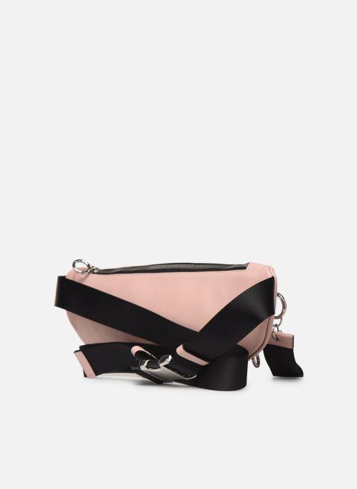 Bolsos de mano Karl Lagerfeld KALIFORNIA BUMBAG Rosa vista lateral derecha