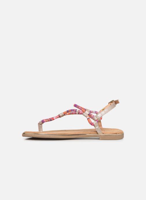 Sandales et nu-pieds Mustang shoes Afton Multicolore vue face