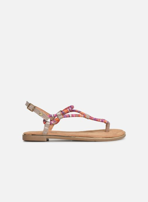 Sandales et nu-pieds Mustang shoes Afton Multicolore vue derrière