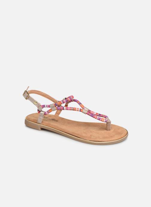 Sandales et nu-pieds Mustang shoes Afton Multicolore vue détail/paire