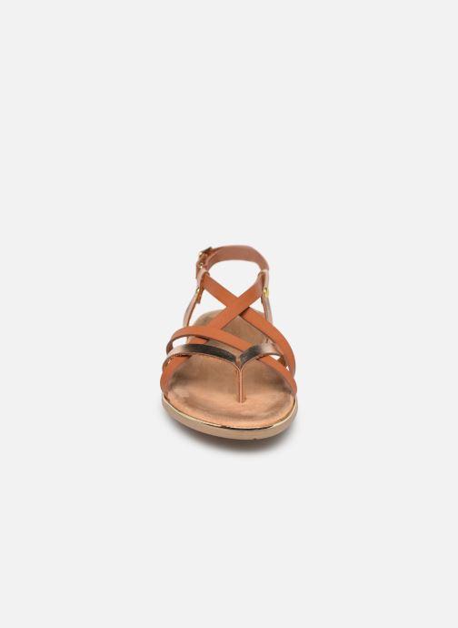 Sandales et nu-pieds Mustang shoes Wilna Multicolore vue portées chaussures