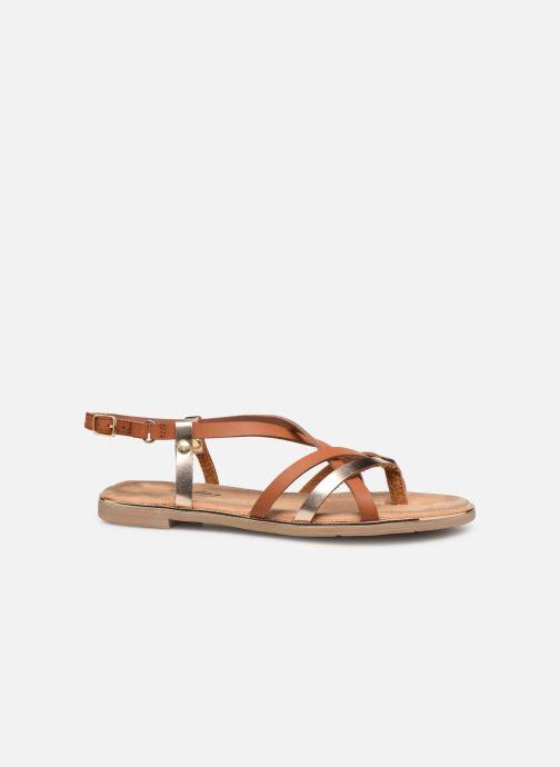 Sandales et nu-pieds Mustang shoes Wilna Multicolore vue derrière