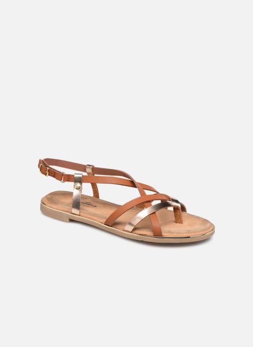 Sandales et nu-pieds Mustang shoes Wilna Multicolore vue détail/paire