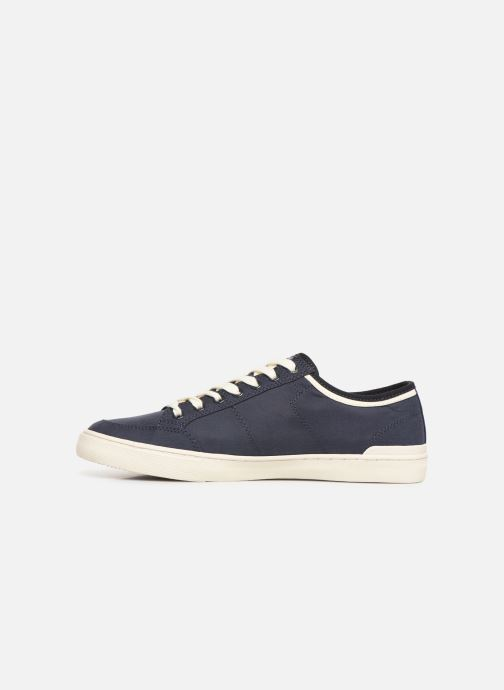 Baskets Tommy Hilfiger CORE CORPORATE SEASONAL SNEAKER Bleu vue face