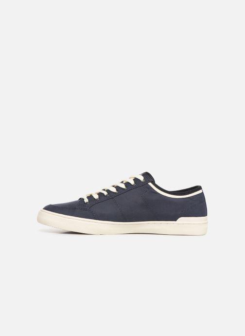 Sneakers Tommy Hilfiger CORE CORPORATE SEASONAL SNEAKER Blauw voorkant