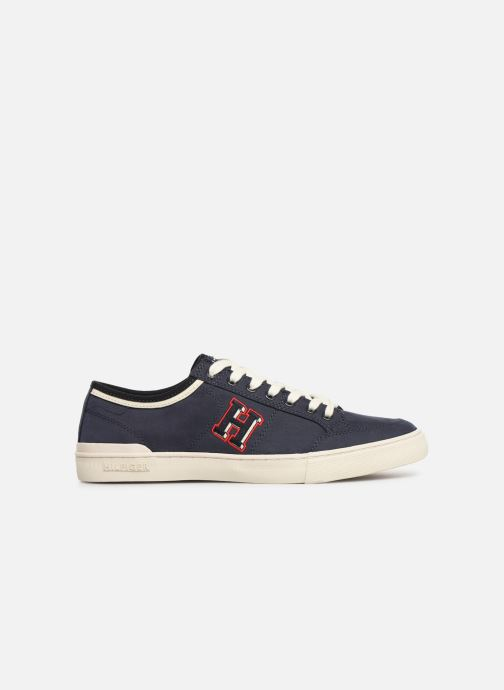 Sneakers Tommy Hilfiger CORE CORPORATE SEASONAL SNEAKER Blauw achterkant