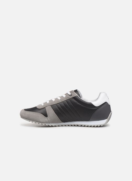 Sneakers Tommy Hilfiger ESSENTIAL NYLON  RUNNER Grigio immagine frontale