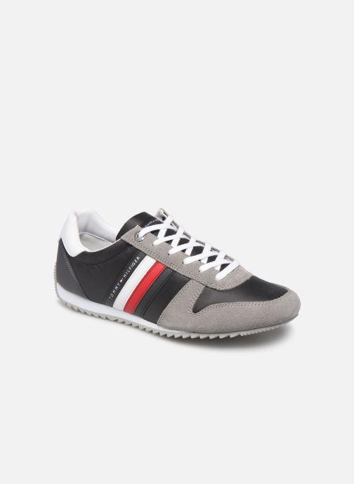 Sneakers Tommy Hilfiger ESSENTIAL NYLON  RUNNER Grigio vedi dettaglio/paio