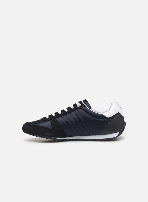 Sneakers Tommy Hilfiger ESSENTIAL NYLON  RUNNER Blauw voorkant