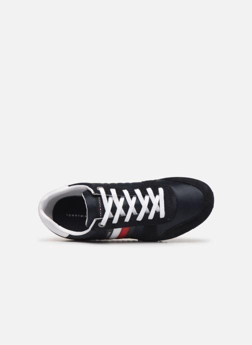 Sneakers Tommy Hilfiger ESSENTIAL NYLON  RUNNER Blauw links