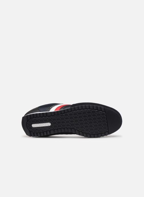 Sneakers Tommy Hilfiger ESSENTIAL NYLON  RUNNER Blauw boven