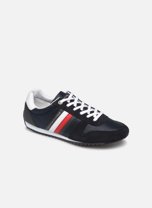 Sneakers Tommy Hilfiger ESSENTIAL NYLON  RUNNER Blauw detail