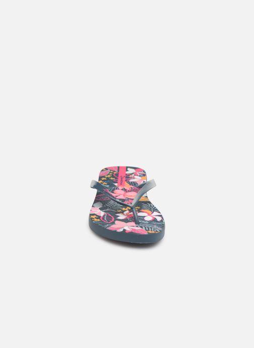Tongs Ipanema Botanicals Multicolore vue portées chaussures