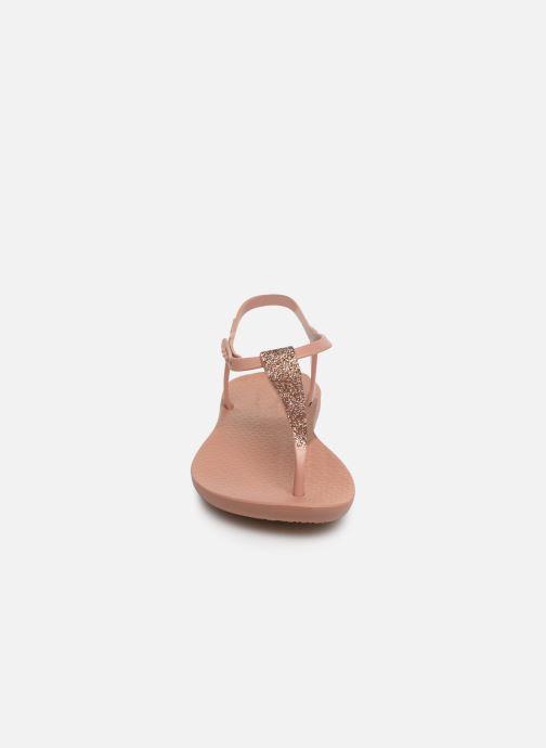 Sandales et nu-pieds Ipanema Class Pop Sandal Rose vue portées chaussures