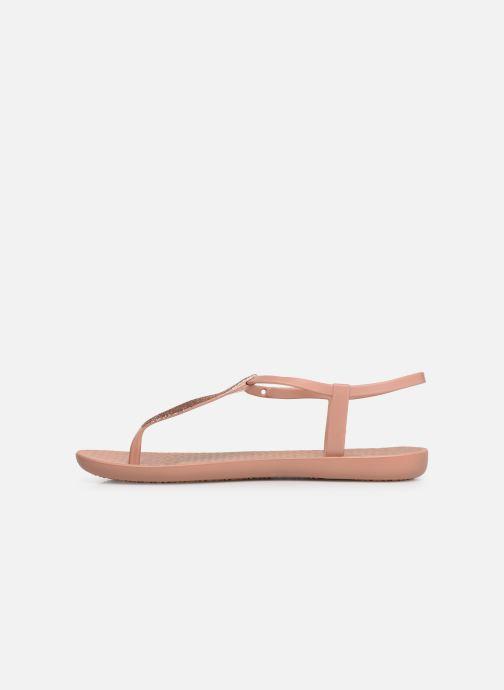 Sandales et nu-pieds Ipanema Class Pop Sandal Rose vue face