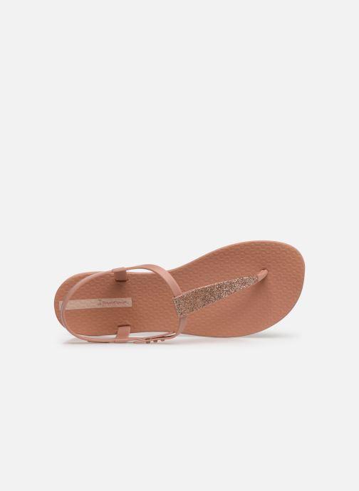 Sandales et nu-pieds Ipanema Class Pop Sandal Rose vue gauche