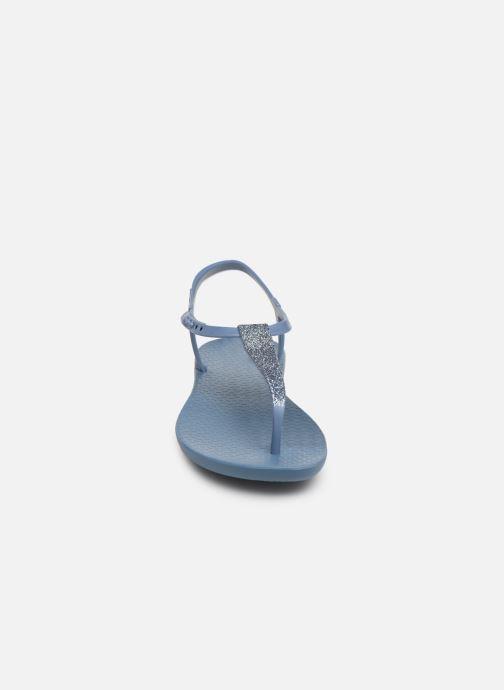 Sandales et nu-pieds Ipanema Class Pop Sandal Bleu vue portées chaussures