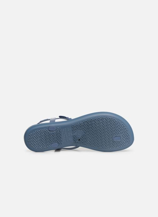 Sandales et nu-pieds Ipanema Class Pop Sandal Bleu vue haut