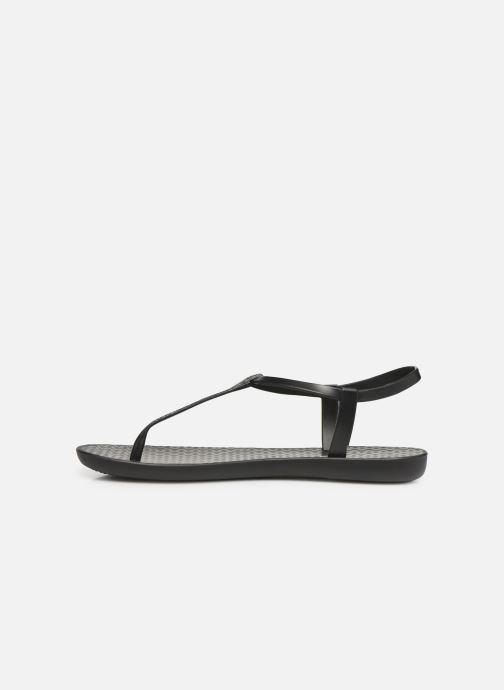 Sandales et nu-pieds Ipanema Class Pop Sandal Noir vue face