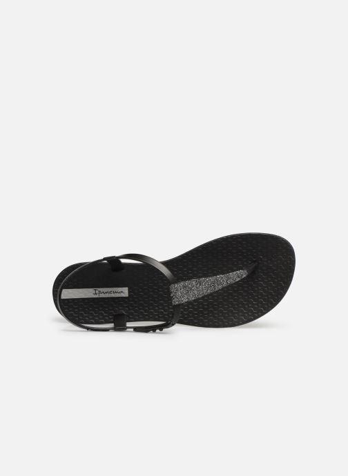 Sandalen Ipanema Class Pop Sandal schwarz ansicht von links