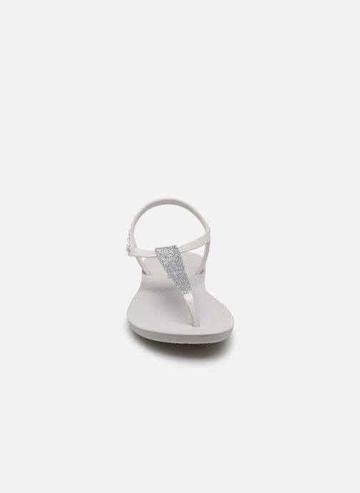 Sandalen Ipanema Class Pop Sandal silber schuhe getragen