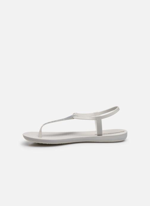 Sandalias Ipanema Class Pop Sandal Plateado vista de frente