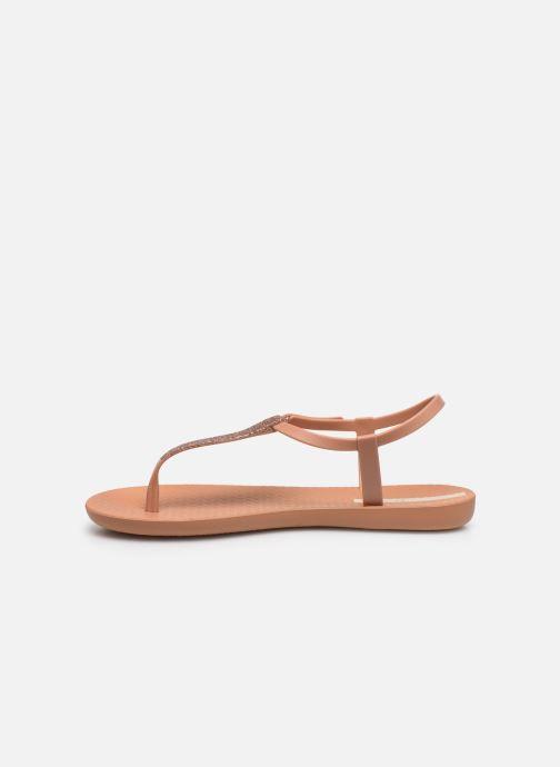 Sandales et nu-pieds Ipanema Class Pop Sandal Marron vue face