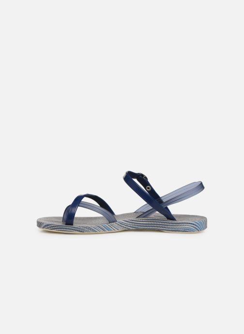 Sandalias Ipanema Fashion Sand VI Azul vista de frente