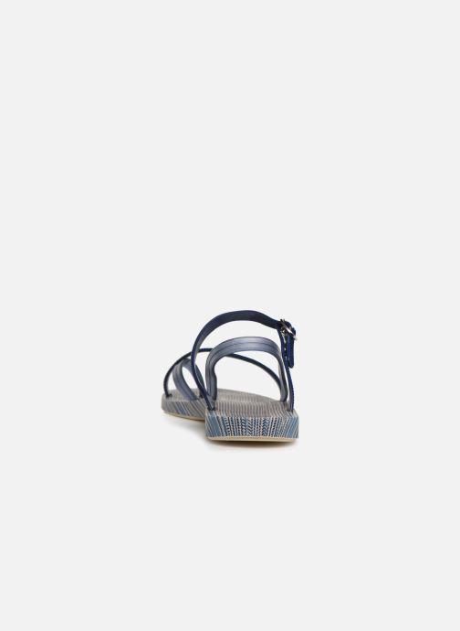 Sandalias Ipanema Fashion Sand VI Azul vista lateral derecha