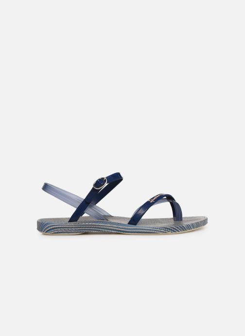 Sandalias Ipanema Fashion Sand VI Azul vistra trasera