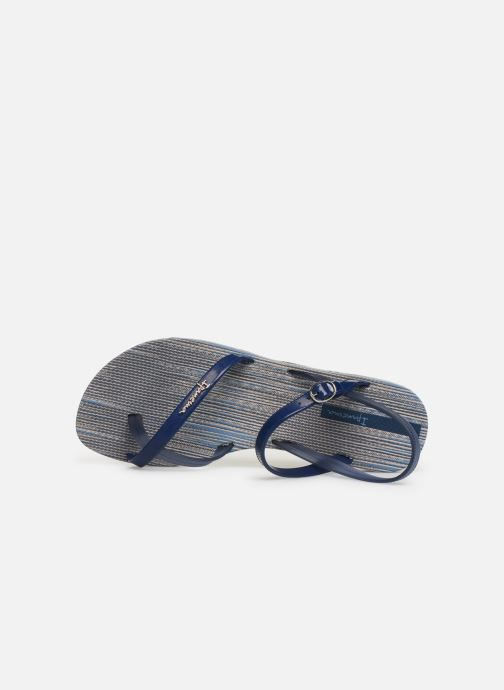 Sandalen Ipanema Fashion Sand VI Blauw links