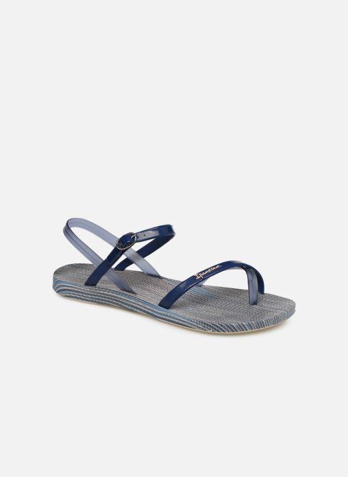 Sandales et nu-pieds Ipanema Fashion Sand VI Bleu vue détail/paire