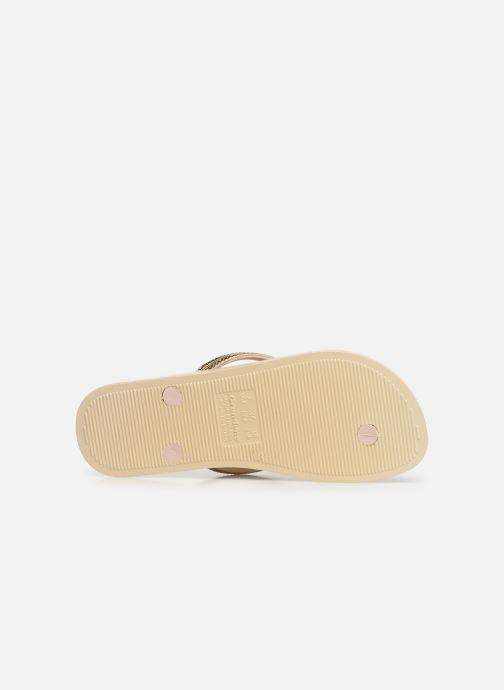 Slippers Ipanema Mesh III Goud en brons boven