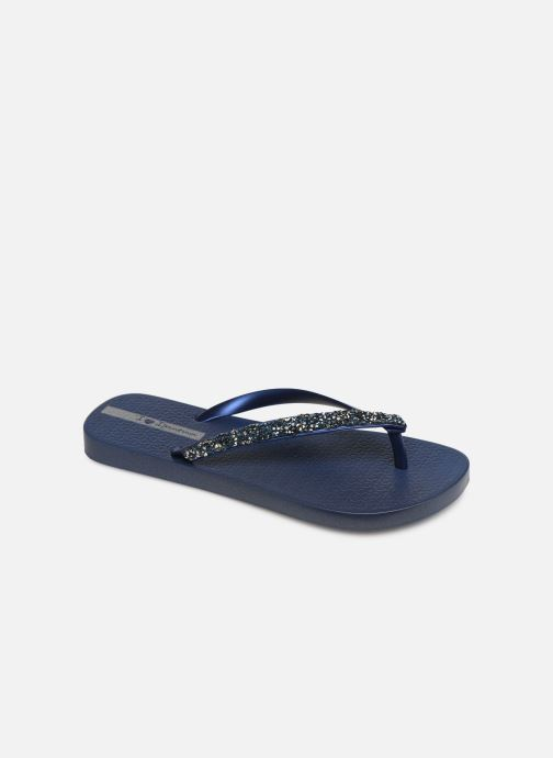 Tongs Ipanema Glam Special Bleu vue détail/paire
