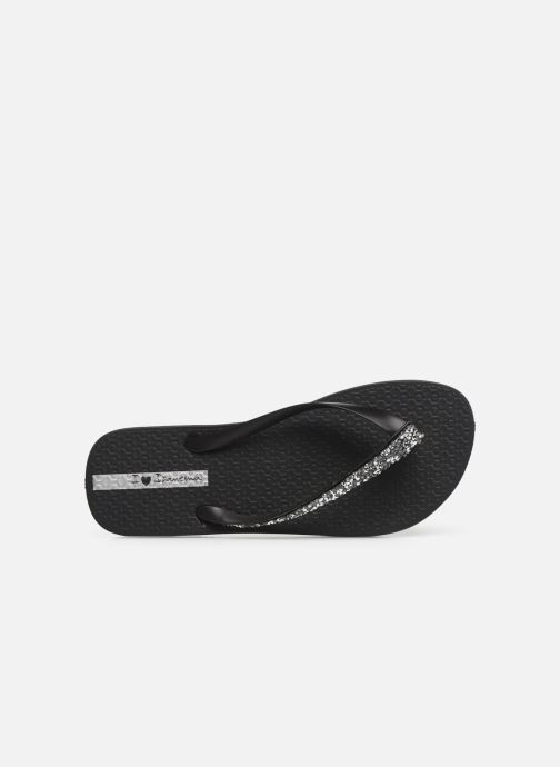 Slippers Ipanema Glam Special Zwart links