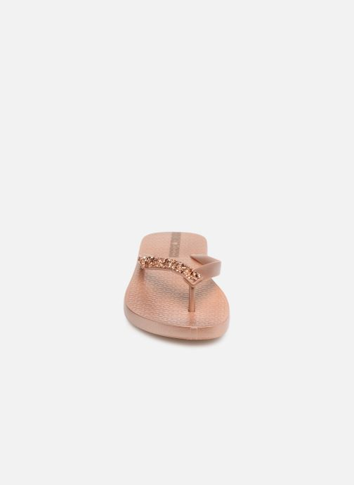Tongs Ipanema Glam Special Rose vue portées chaussures