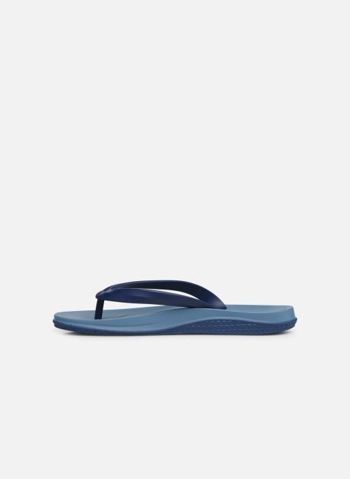 Flip flops Ipanema Anatomic Lapa Blue front view