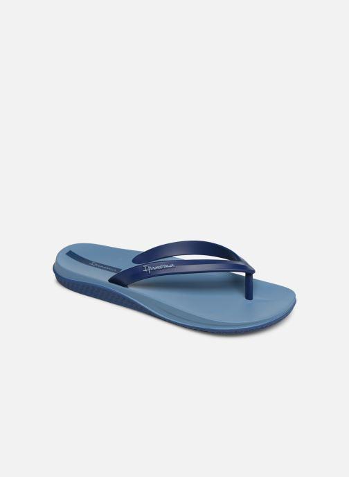 Flip flops Ipanema Anatomic Lapa Blue detailed view/ Pair view