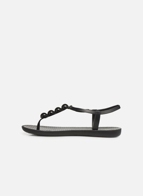 Sandalias Ipanema Charm VI Sandal Negro vista de frente