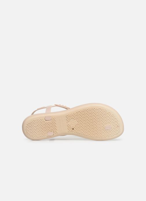 Sandales et nu-pieds Ipanema Charm VI Sandal Beige vue haut