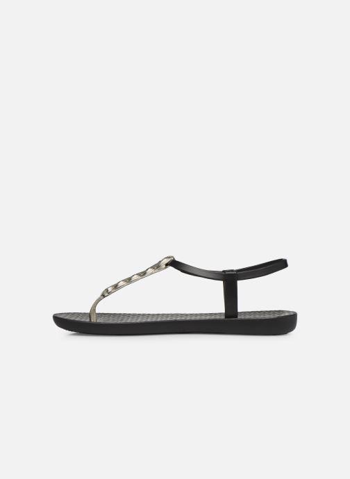Sandalen Ipanema Charm VI Sandal schwarz ansicht von vorne
