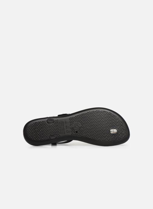 Sandali e scarpe aperte Ipanema Charm VI Sandal Nero immagine dall'alto
