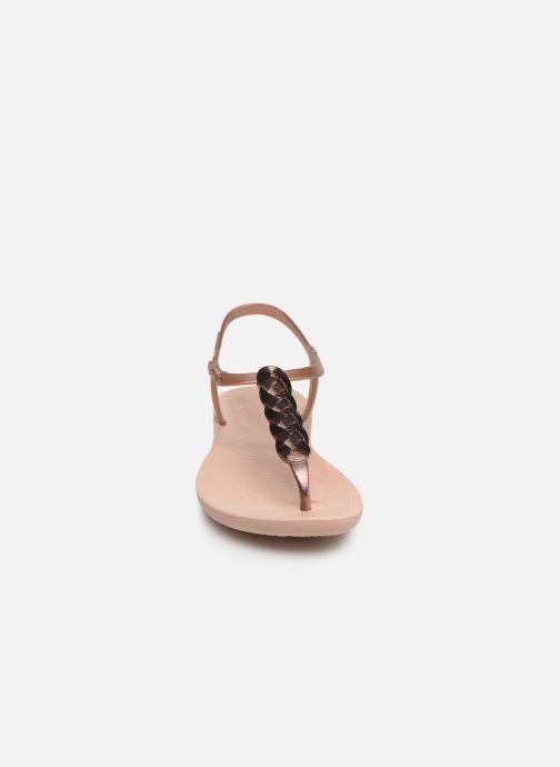 Sandalen Ipanema Charm VI Sandal rosa schuhe getragen