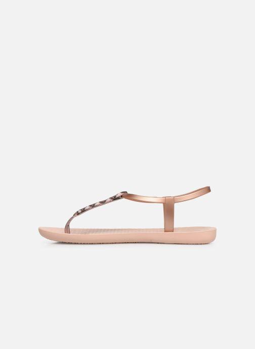 Sandalen Ipanema Charm VI Sandal rosa ansicht von vorne