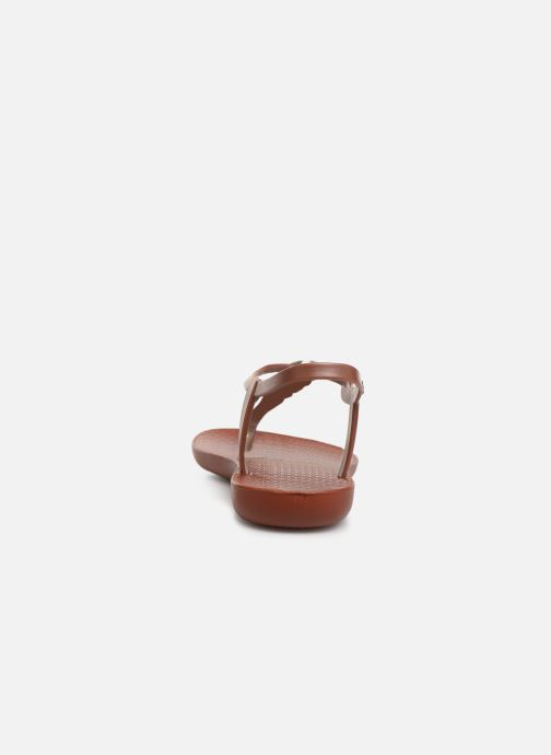 Sandals Ipanema Charm VI Sandal Brown view from the right