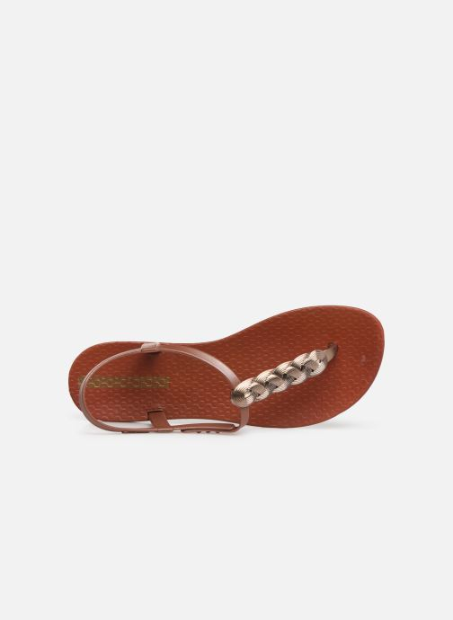Sandals Ipanema Charm VI Sandal Brown view from the left