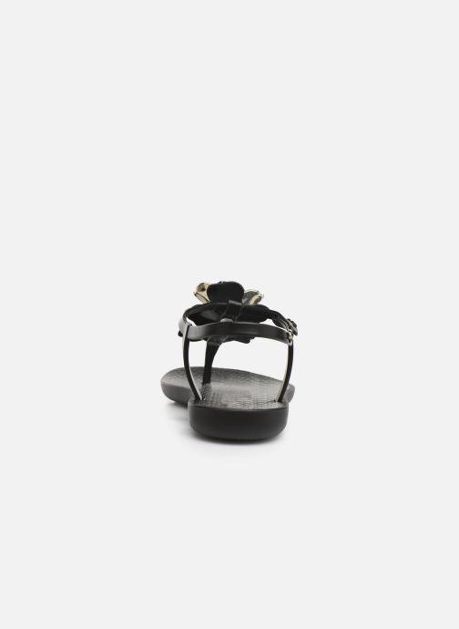 Sandales et nu-pieds Ipanema Floral Sandal Noir vue droite