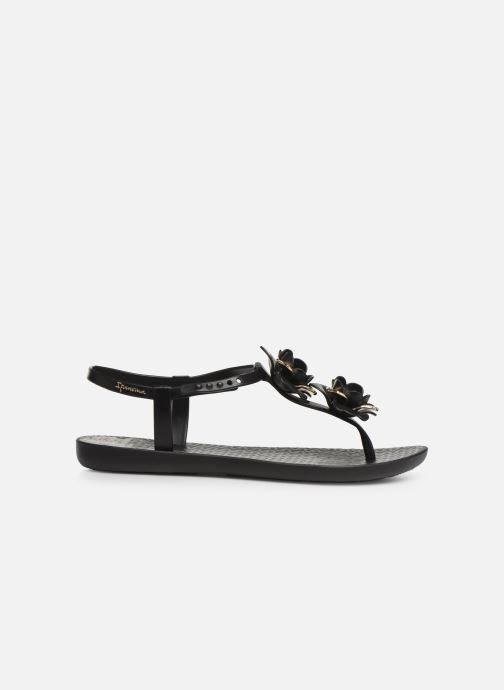Sandales et nu-pieds Ipanema Floral Sandal Noir vue derrière